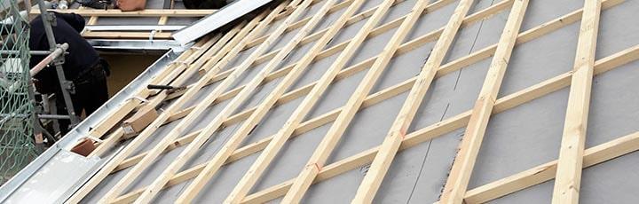 nieuw plat dak