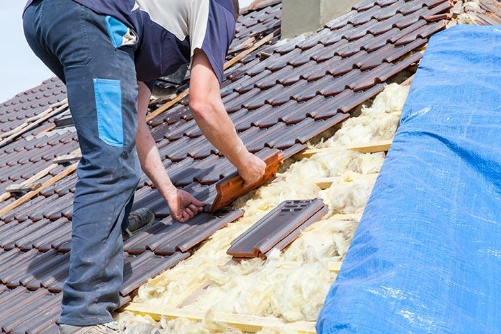 verschillende soorten dakbedekking